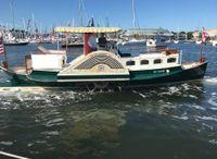 1987 Tucker 35 Sidewheeler Paddleboat