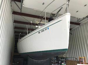 1992 Carroll Marine Tripp 33
