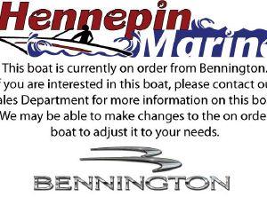 2022 Bennington 22 SL
