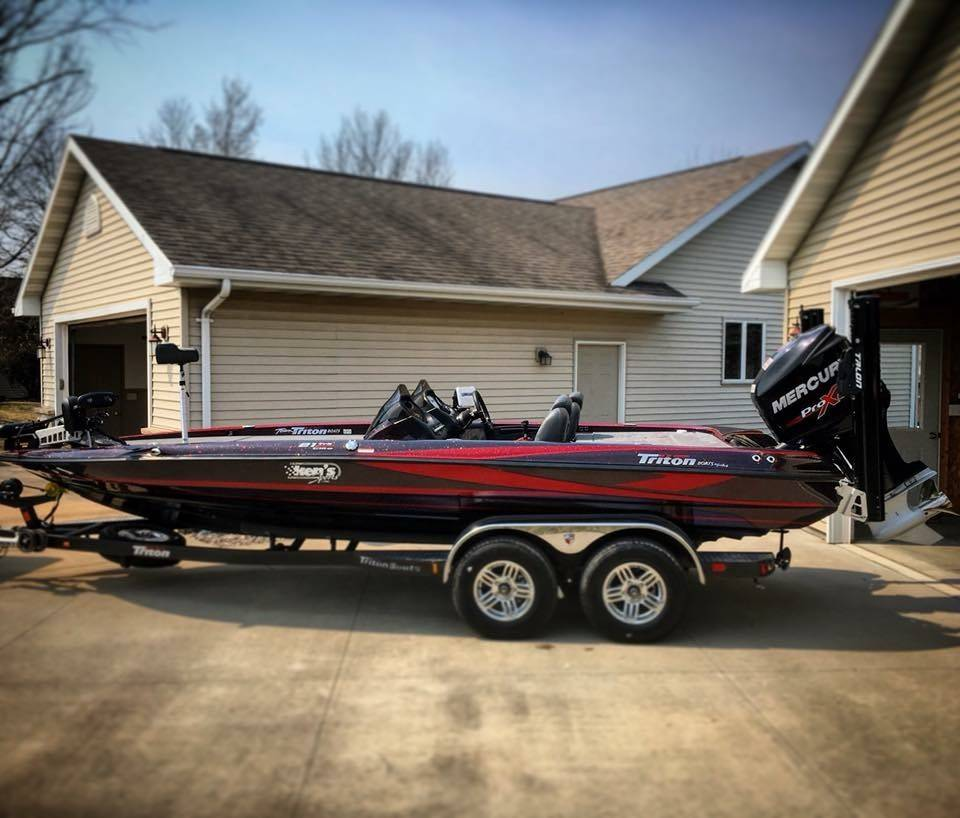Triton boats for sale in Wisconsin - Boat Trader
