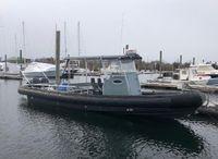 1998 USMI 11 Meter Naval Special Warfare Rib