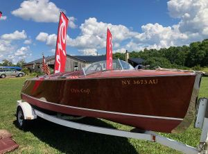 1937 Chris-Craft Deluxe Runabout