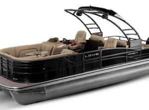 2022 Lowe Retreat 250 Rear Facing Lounge