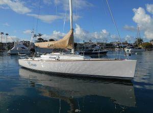 2007 J Boats J/124