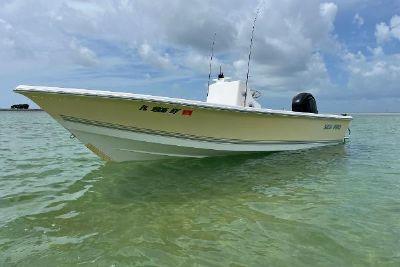 2007 Sea Pro SV1900CC Bay Boat