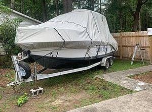 1993 Angler 220CC
