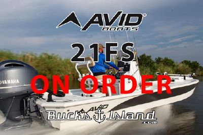 2022 Avid 21FS ON ORDER