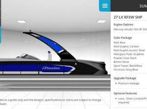 2021 Manitou RFXW 27 LX SHP 575