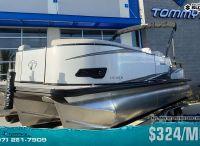 2020 Tahoe 2485 LTZ Rear Lounger w/Suzuki 200hp Motor