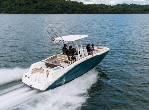 2022 Yamaha Boats 255 FSH SPORT E-SERIES