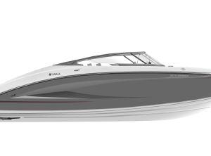 2022 Yamaha Boats SX 250