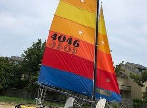 2008 Hobie Cat 18' Catamaran