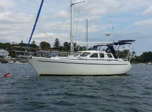 1991 Nauticat 32