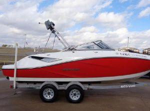 2012 Sea-Doo Sport Boats 210