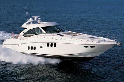 2008 Sea Ray 610 Sundancer