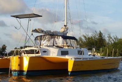 1977 Custom Searunner 31 Trimaran