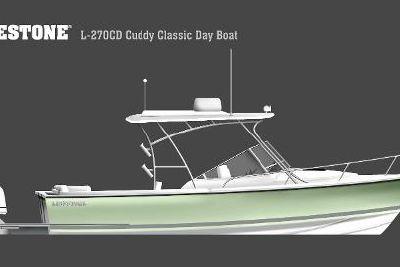 2021 Limestone 270CD Classic Day Boat