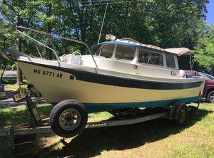 1990 C-Dory 22 Cruiser