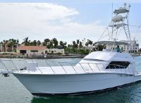 2001 Hatteras 60 Sportfish
