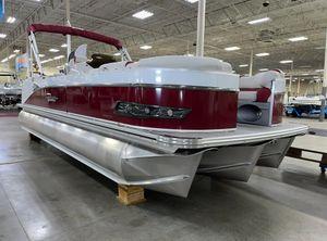 2021 Tahoe 2585 Cascade Platinum Quad Lounger