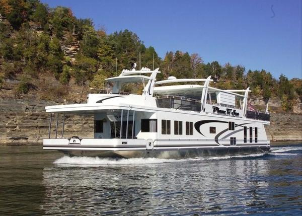 Magnificent Houseboat For Sale Boat Trader Download Free Architecture Designs Scobabritishbridgeorg