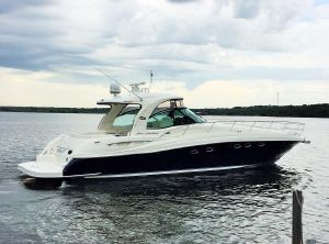 2005 Sea Ray 500 Sundancer