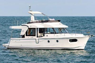 2021 Beneteau Swift Trawler 41 Fly-In Stock