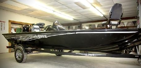 2021 Lowe Stinger 175 C