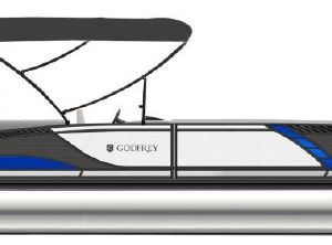 2021 Godfrey Monaco 235 C iMPACT 29 in. Center Tube