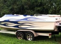 2005 Ultra Boats 24 Stealth