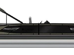 2021 Godfrey AquaPatio 235 SBC iMPACT 29 in. Center Tube