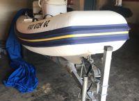 1997 Nautica RIB12DL
