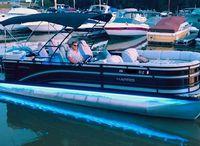2018 Harris FloteBote Solstice 240 Bar Boat