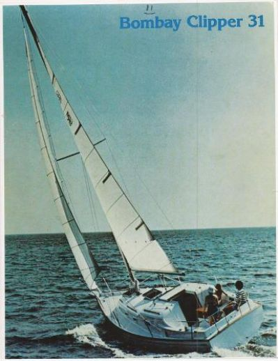 1978 Chaparral Bombay Clipper 31
