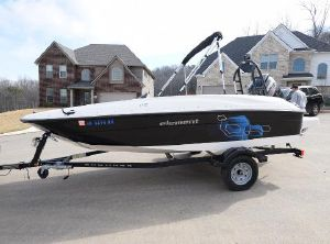 2018 Bayliner Element 160
