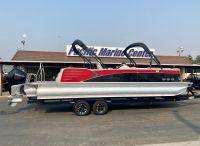 2018 Avalon Catalina Rear J Lounger 27' w/ 300HP Mercury Verado!