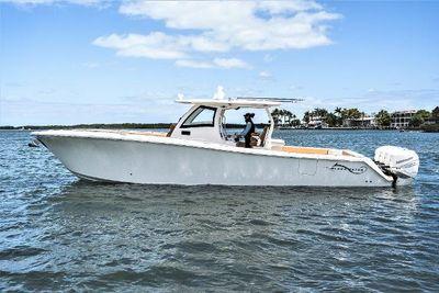 2021 BlackWater 41 Sportfish