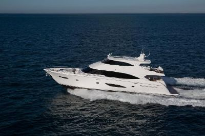 2023 Viking 93 Motor Yacht