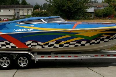 Fountain Boats For Sale >> Fountain 29 Fever Boats For Sale Boat Trader