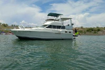 1995 Silverton 34 Motor Yacht