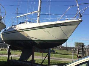 1974 Newport 27