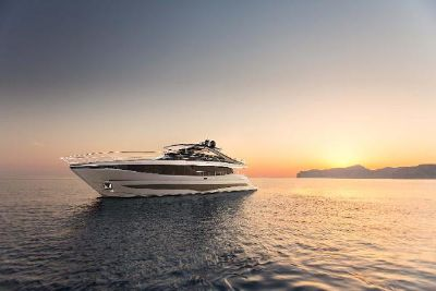 2023 Princess 95 Motor Yacht