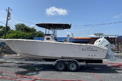 2021 Sea Chaser 27 HFC