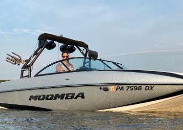 2016 Moomba Mojo