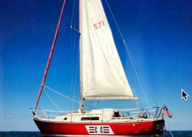 1979 C&C 30' shoal draft sailboat