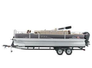 2022 Tracker Fishin' Barge® 22 DLX