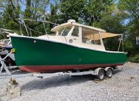 2014 Nova Trawler Alyward Picnic Boat