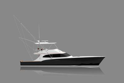 2022 Jarrett Bay Convertible