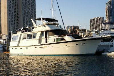 Hatteras 58 Motoryacht boats for sale - Boat Trader