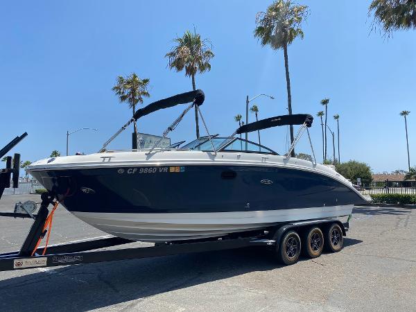 Used 2018 Sea Ray 270 Sundeck 92663 Newport Beach Boat Trader